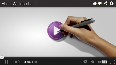 Whitescriber Videoscribes   Professional but inexpensive animated